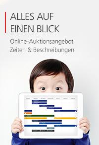 Neues Online-Auktionsangebot