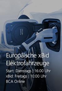 xBid Elektrofahrzeuge