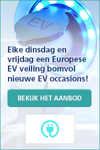 Europese EV veiling