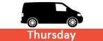 Thursday Vans at Blackbushe